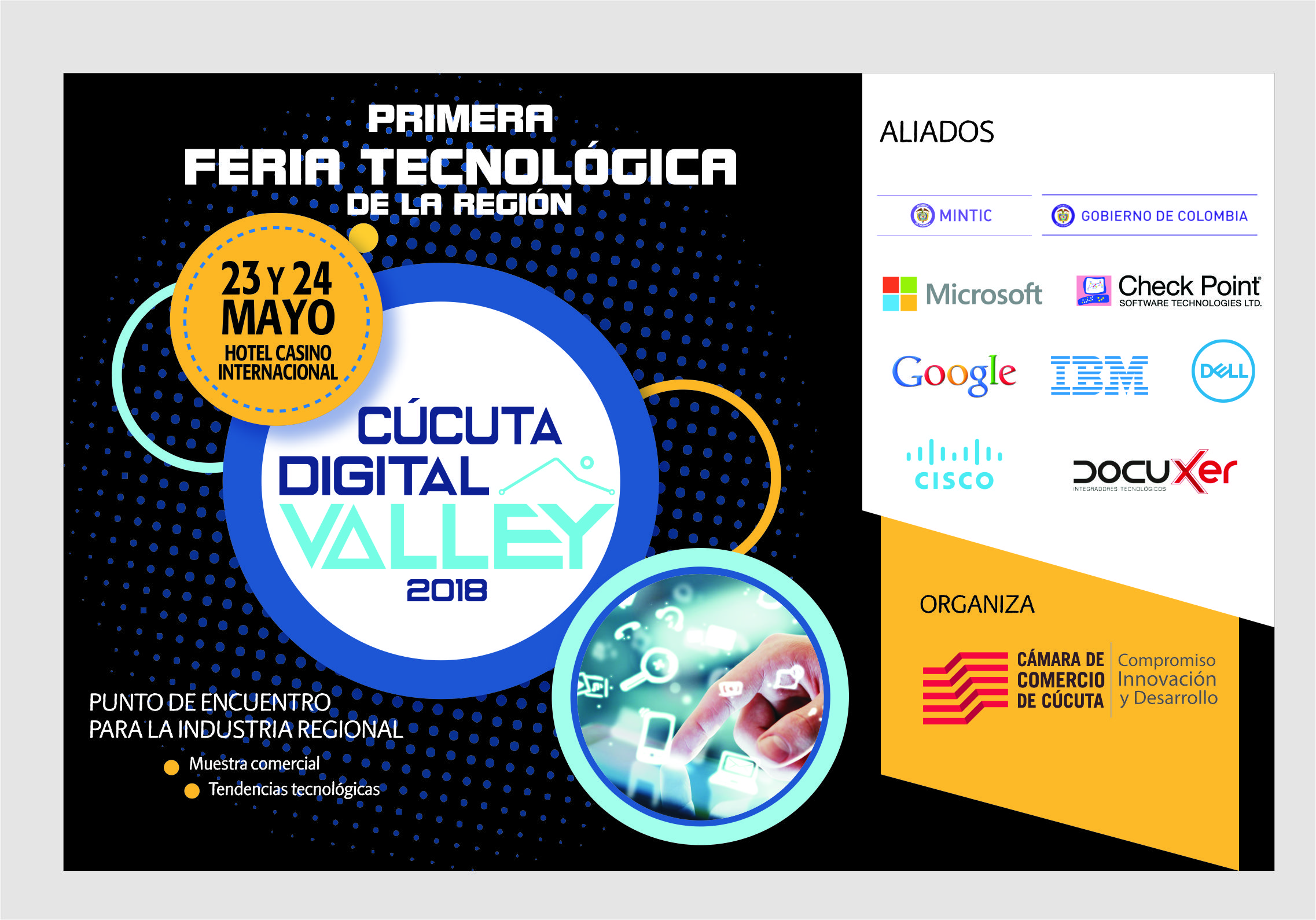 Cúcuta Digital Valley 2018