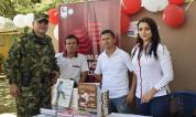 Presentes en la Feria Integral Soy Catatumbo